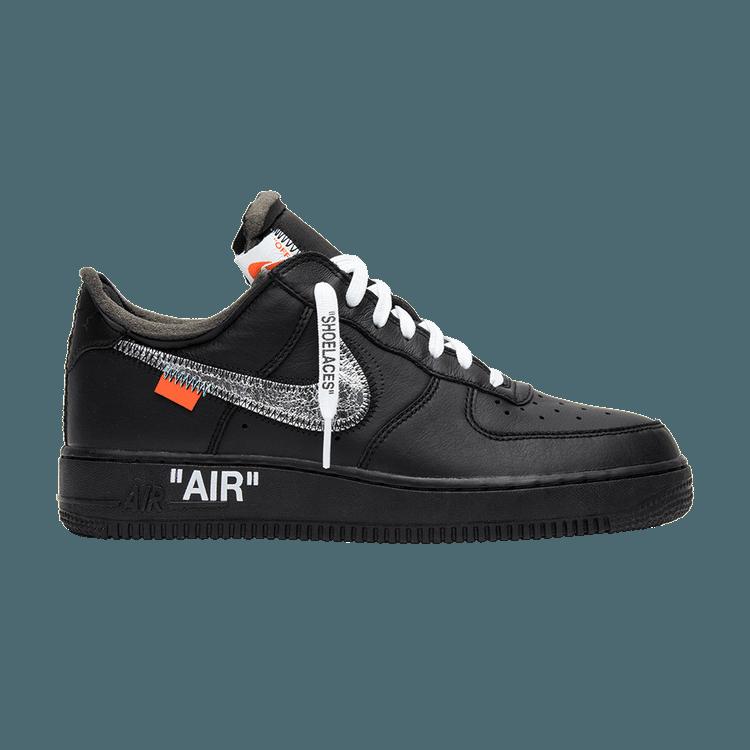 Nike Off White X Moma X Air Force 1 07 Black Custom Nike Shoes White Nike Shoes Off White Shoes