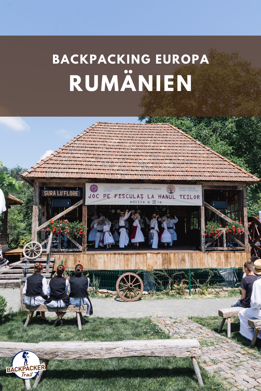 Backpacking Europa Rumanien Rumanien Europa Bukarest