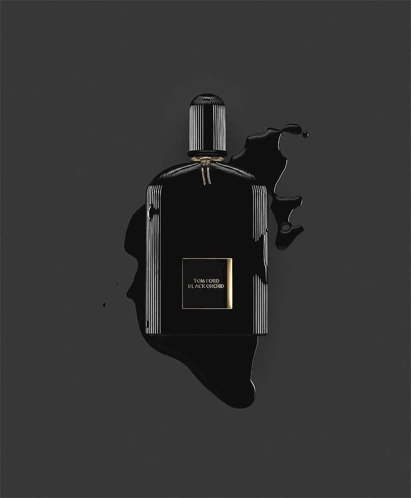 Love This Concept Product On Plexi Glass With An Ink Oil Paint Spill On Paper Behind It Shot Horizontally Of Cou Perfume Tom Ford Perfume Perfume Photography