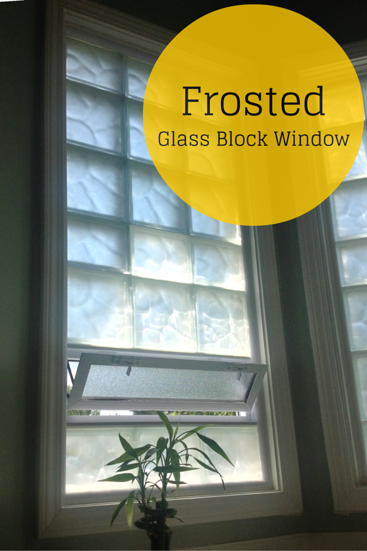 Frosted Glass Block Windows Provide Privacy And Light Without Curtains In This Country Home