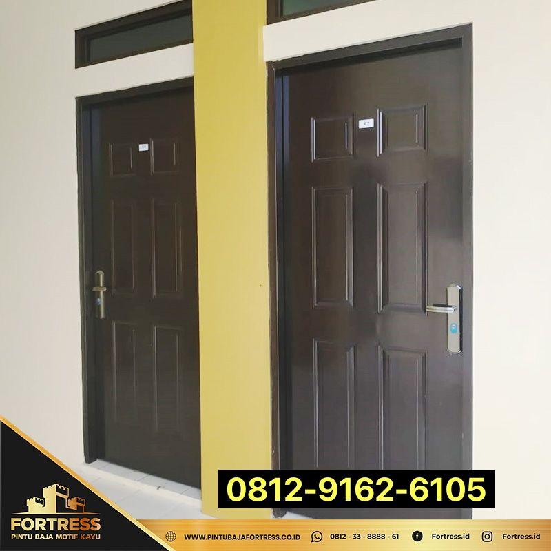 0812-9162-6105 (FORTRESS), Distributor of Pandeglan Steel Doors …