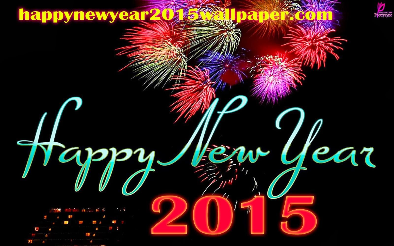 Beautiful Happy New Year 2015 Wallpaper For Greetings New Year