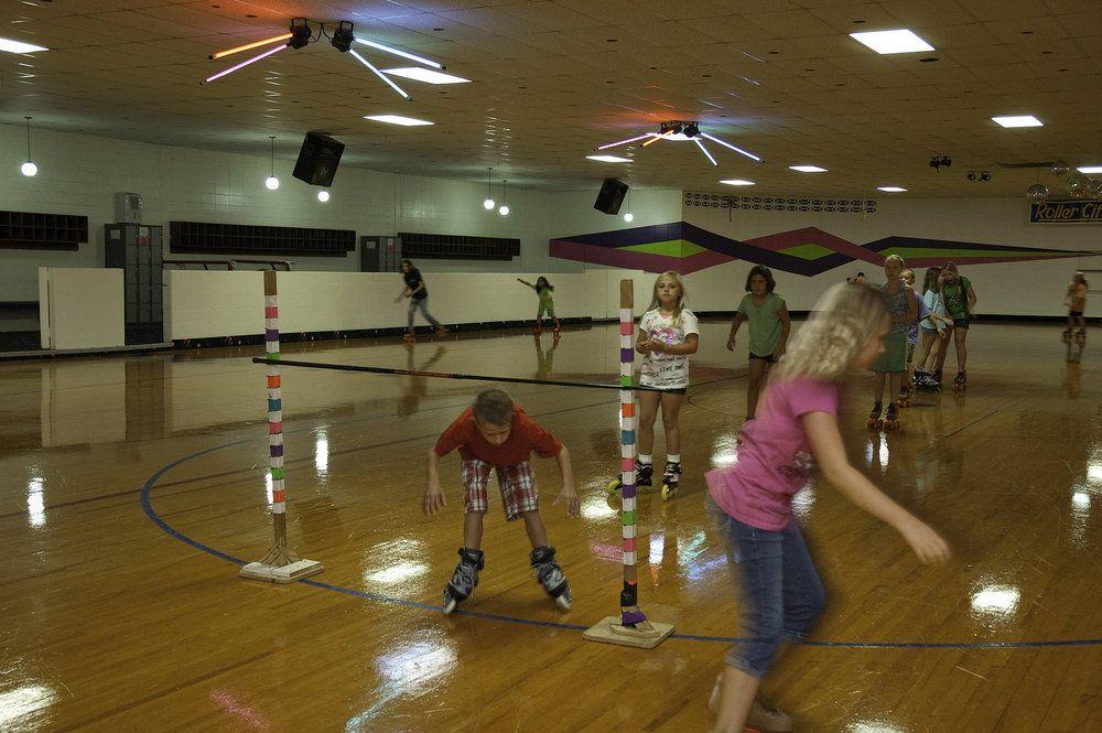 Roller City - Wichita Entertainment - Wichita Skating Rinks Children's Birthday Parties Roller Hockey Derby - 360Wichita.com