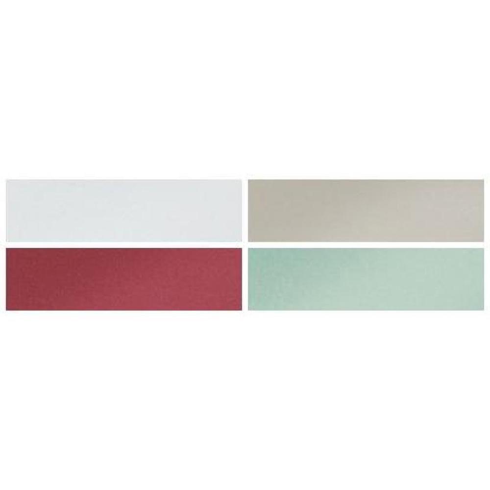 verschiedene Pastellfarben Forever einfarbige Trennbl/ätter 10-teilig