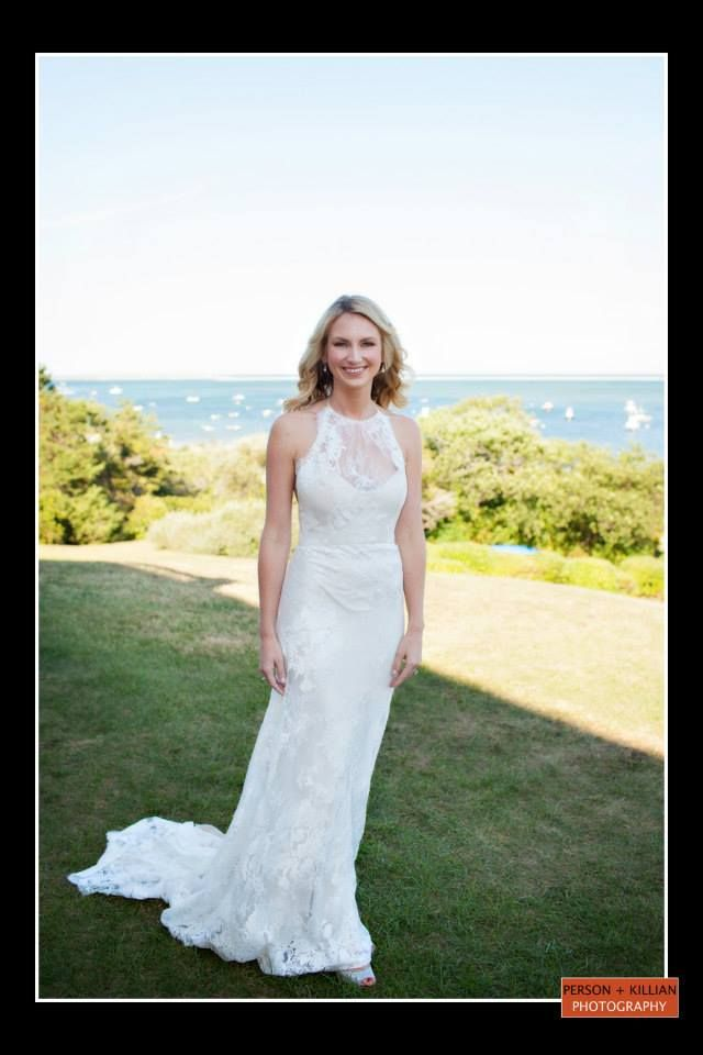 Boston Wedding Photography Event Summer Dress Seaside Inspiration GownsCape Cod