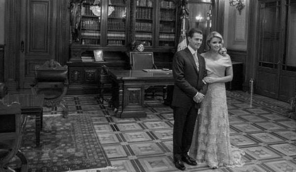 Enrique_Peña_Nieto_Angélica_Rivera  Exhiben en Colombia la corrupción de Enrique Peña Nieto y Angélica Rivera