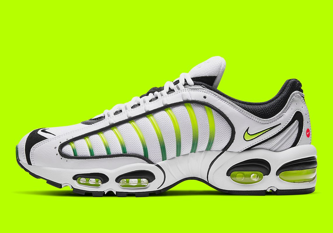 super specials quality products check out Nike Air Max Tailwind IV White Volt AQ2567-100 Info | Nike air max ...