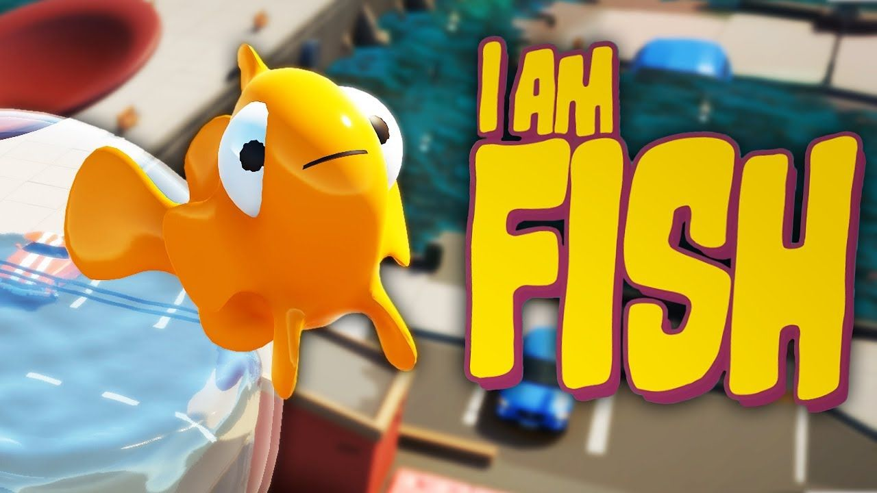I Am Fish Game Free Download Free games, Free pc games