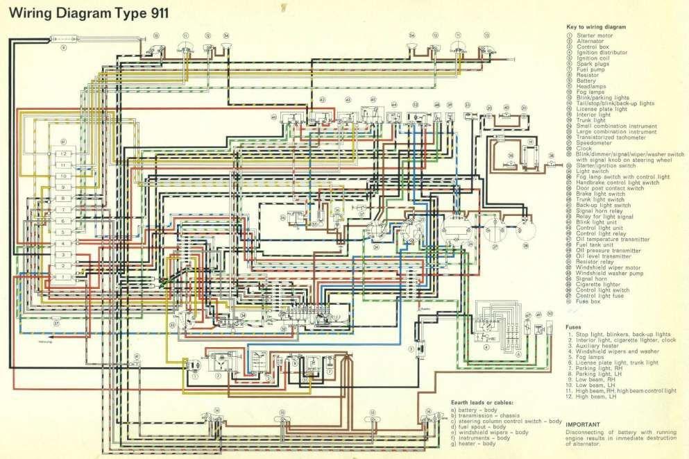 16 1970 Porsche Targa Engine Wiring Diagram Engine Diagram In