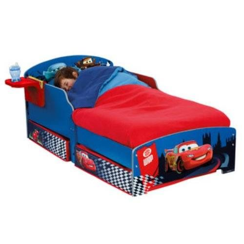 Disney Pixar Cars Toddler Bed For Kids Is A Popular Choice Little Fans Of The