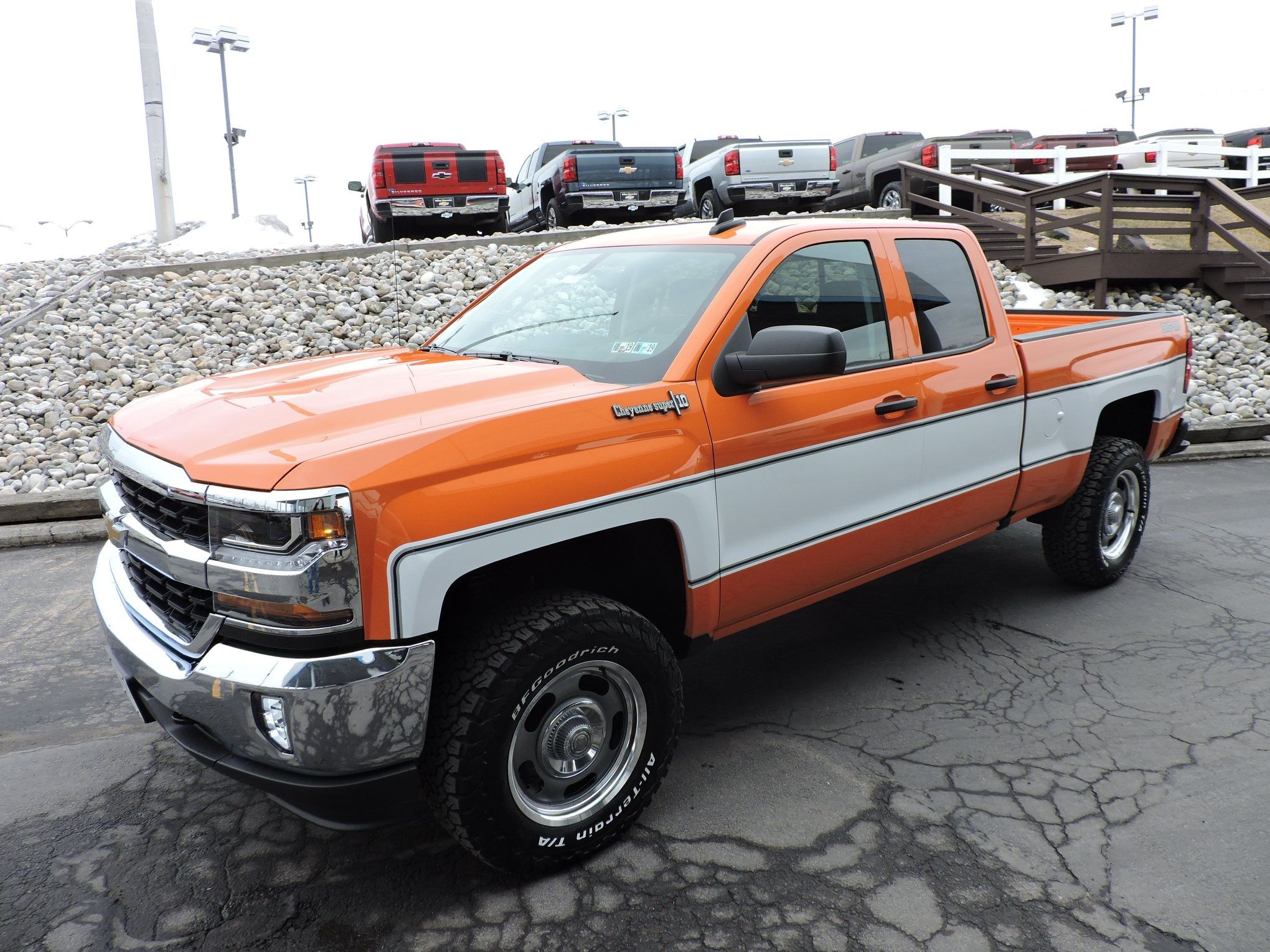 Nice square body look | Trucks | Chevy vehicles, Chevy ...