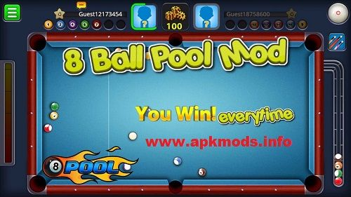 Download 8 Boll Pool Mod From The best application software