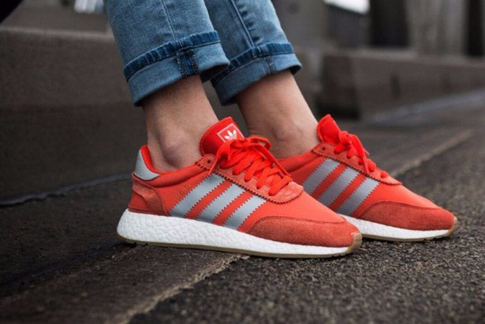 adidas Iniki Runner (Ch Solid Grey / Turbo / Gum) | My Style | Pinterest | Adidas  iniki, Adidas and Gray