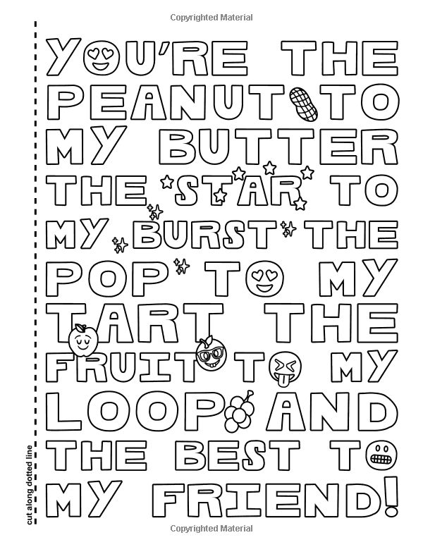 Pin On Words Phrases 3 Coloring Pages