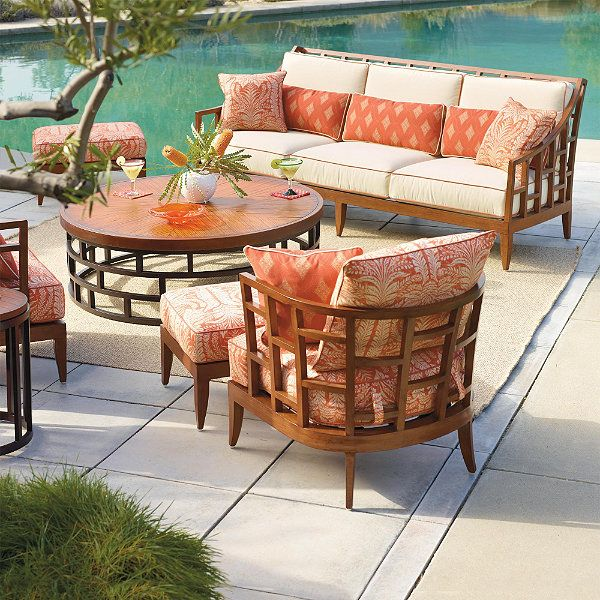 Ocean Club Resort Collection By Tommy Bahama Patio Furniture