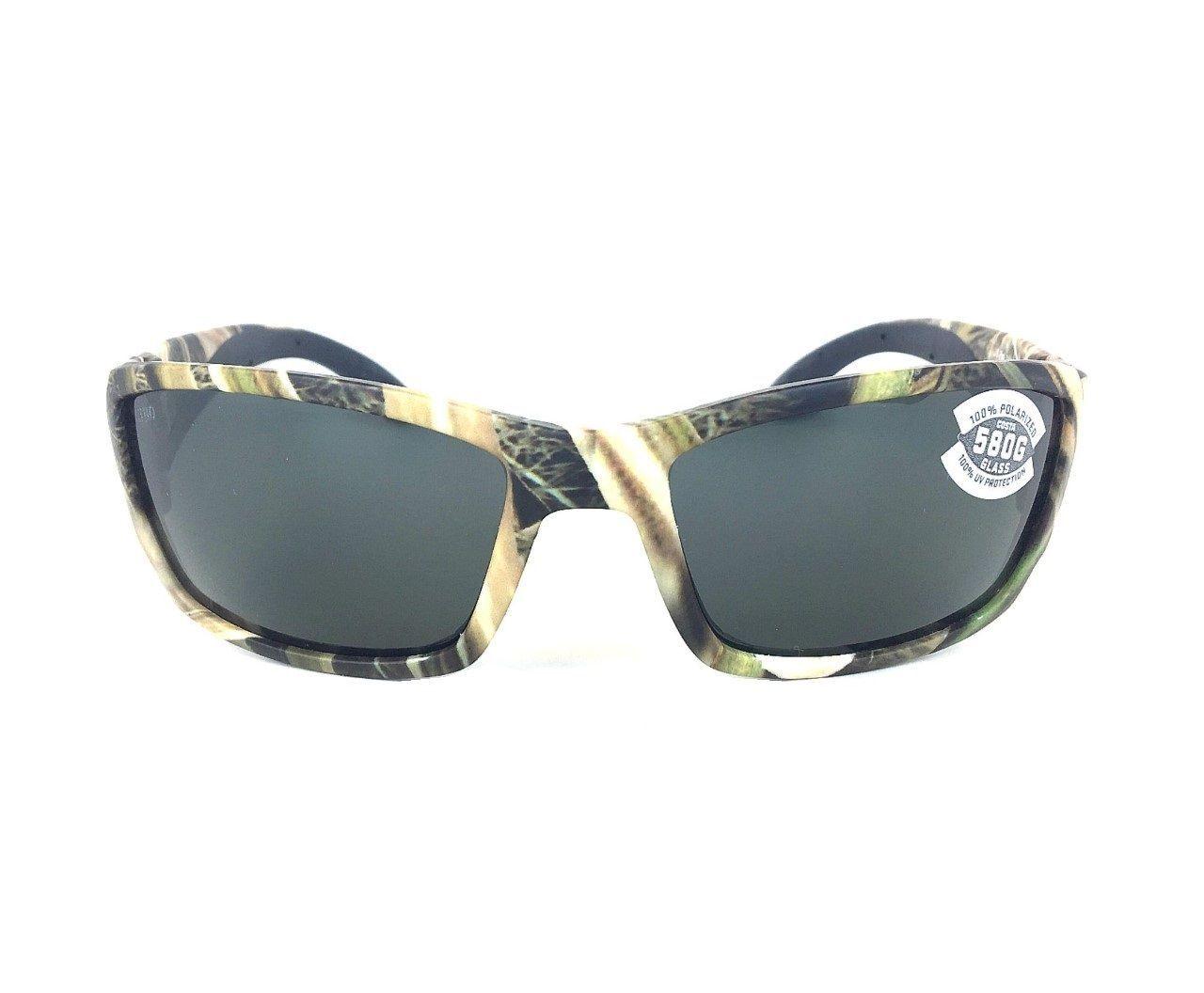 5a3020982a Buy Costa Del Mar Corbina Mossy Oak Grass Camo   Gray 580G Polarized  Sunglasses at online