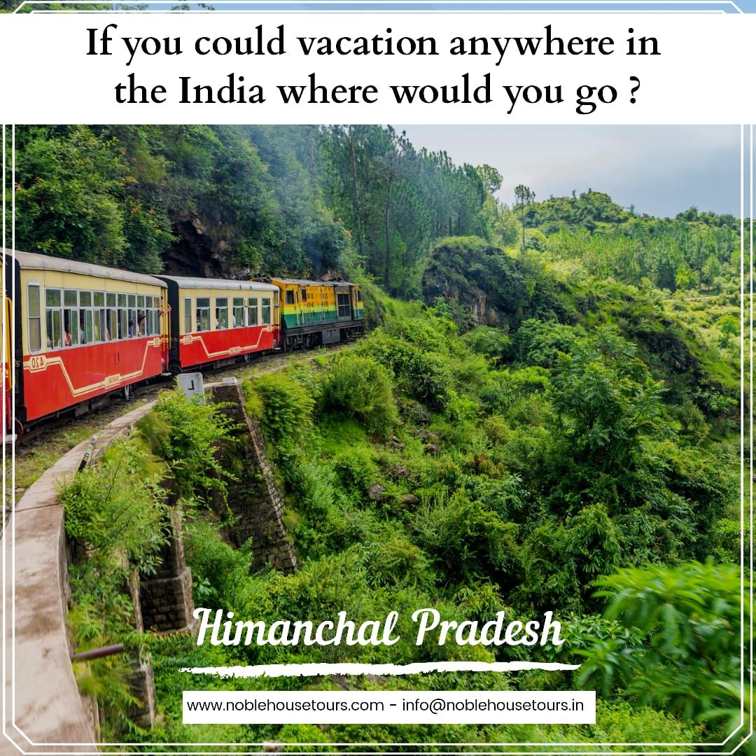 #noblehousetours #travelpost #travelquestions #tourist #traveller #travelblogger #travelgram #traveldiaries #traveldestination #whatwouldyouprefer #traveladdict #travellover #travelholic #vacation #travelindia #travelawesome #questionoftheday #india