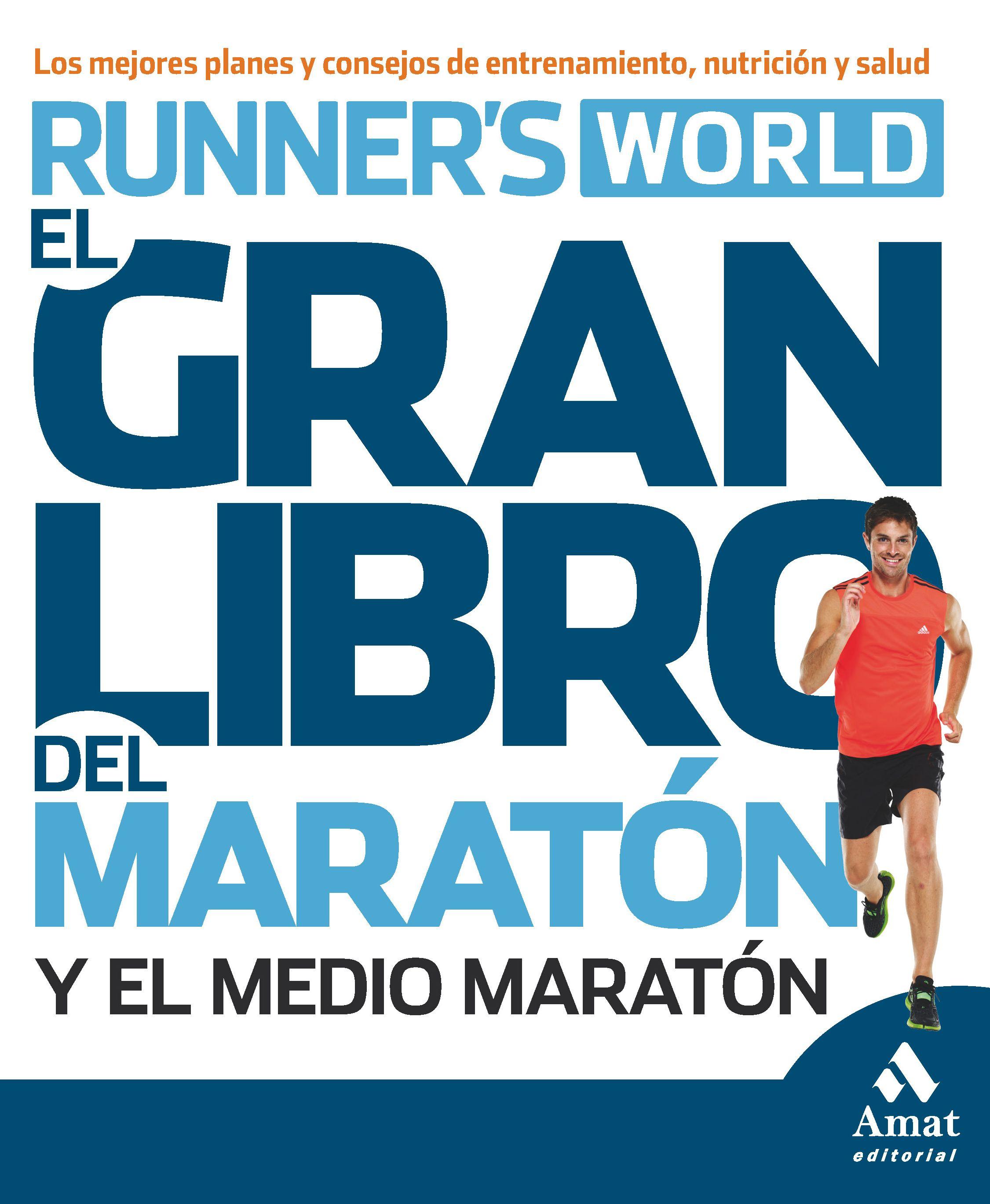 La guía más completa y extensa sobre entrenamiento para maratón y medio maratón http://www.profiteditorial.com/libros-para-vivir-mejor/el-gran-libro-del-marat%C3%B3n-y-el-medio-marat%C3%B3n http://rabel.jcyl.es/cgi-bin/abnetopac?SUBC=BPSO&ACC=DOSEARCH&xsqf99=1837702+