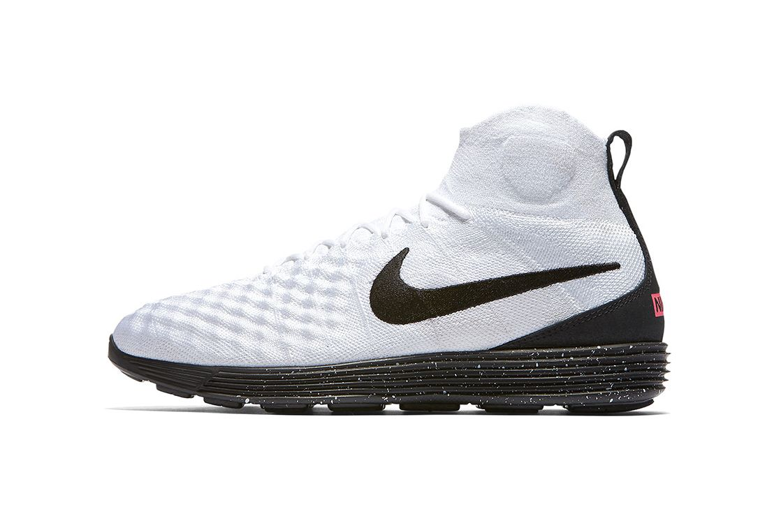 88ca362a Nike's Lunar Magista II Flyknit Returns With Bold Black & White ...