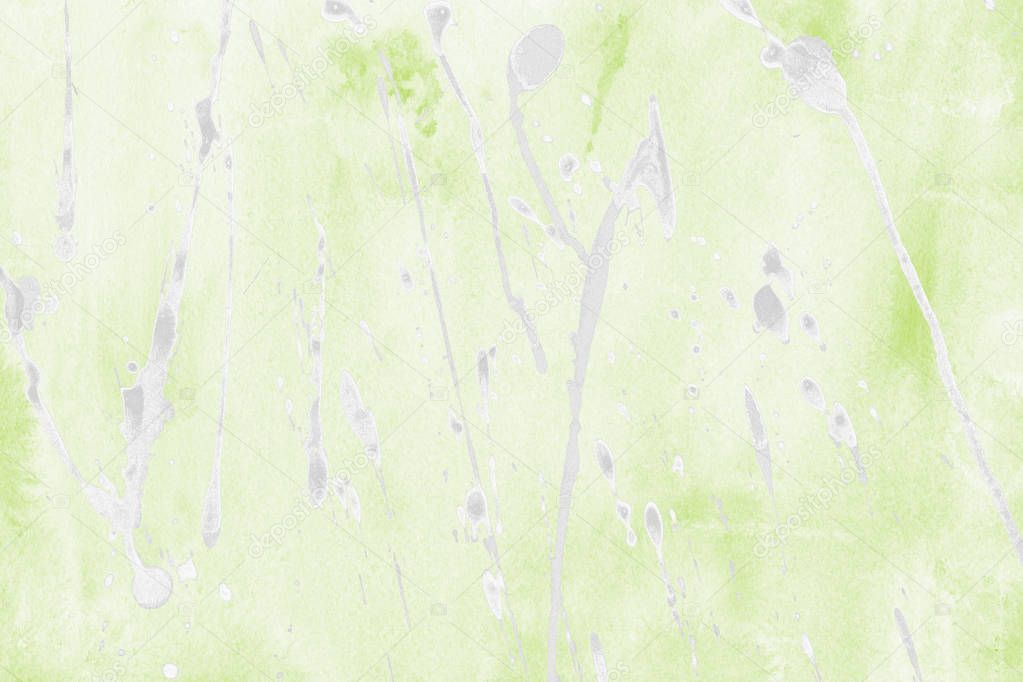 Abstract Watercolor Textured Backdrop Brush Strokes - Stock Photo ,