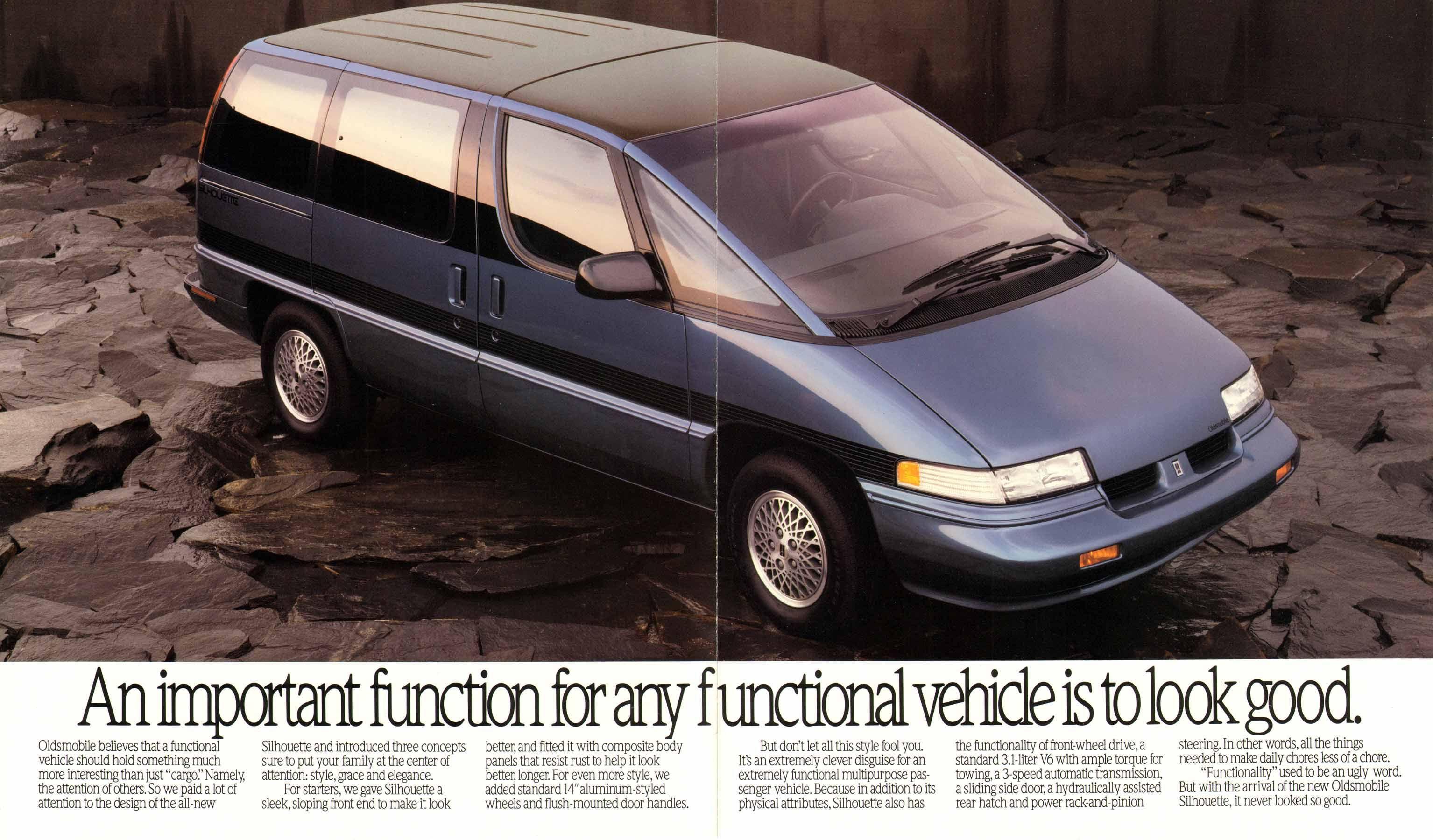 1979 Chevrolet Vans Brochure