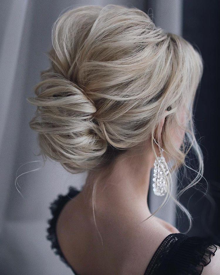 20 Drop Dead Bridal Updo Hairstyles Ideas From Tonyastylist Povsednevnye Pricheski Pricheski Modnye Pricheski