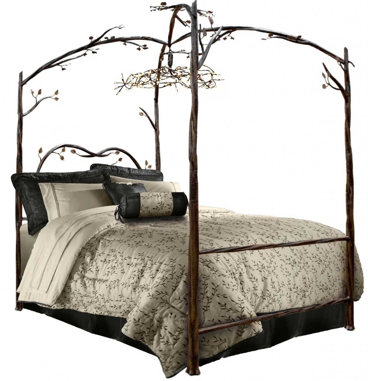 Forest Canopy Bed In 2019 Cute Pinterest Bed Bedroom And Canopy