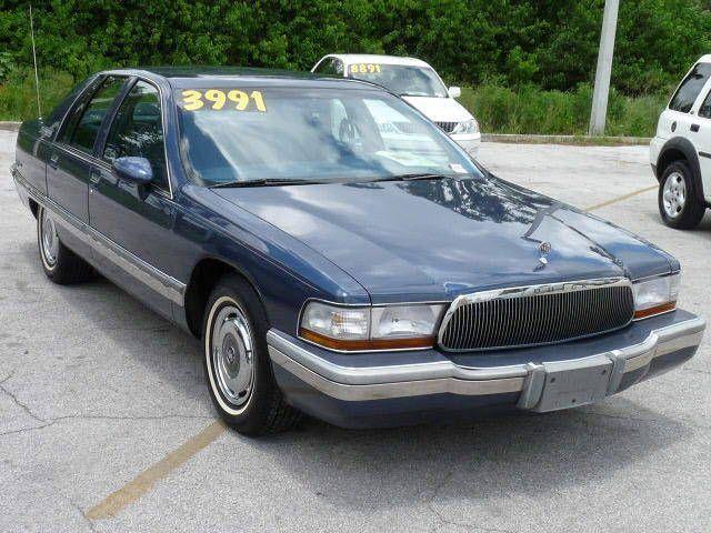 Buick Roadmaster 4dr