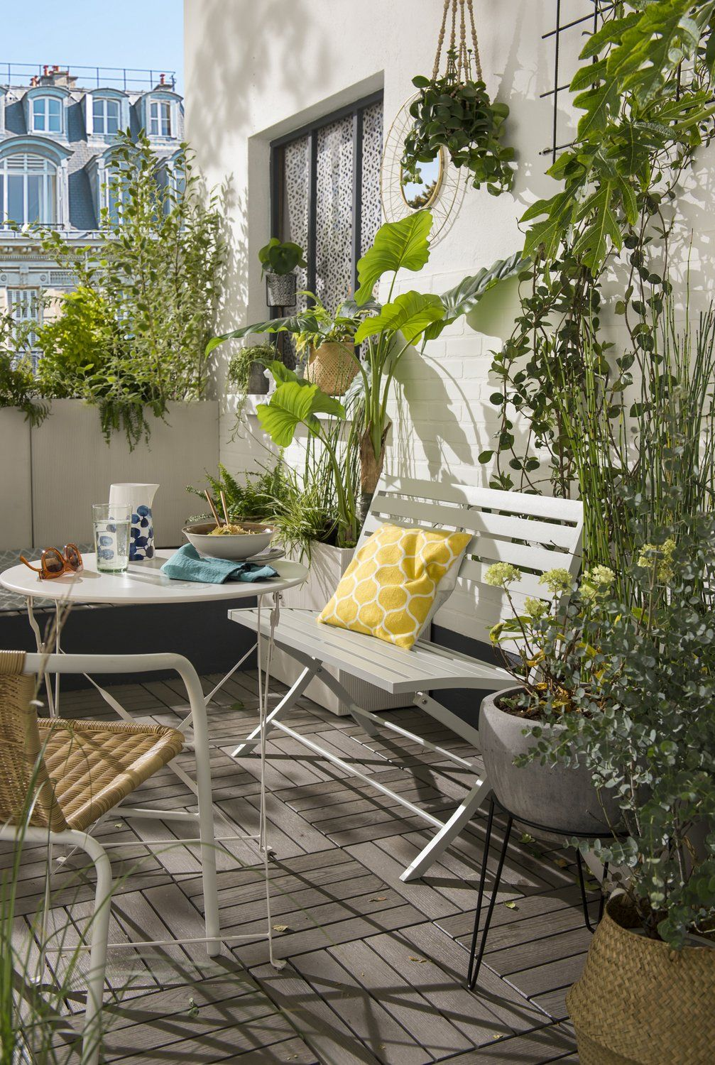 La Nouvelle Collection De Salon De Jardin 2019 Leroy