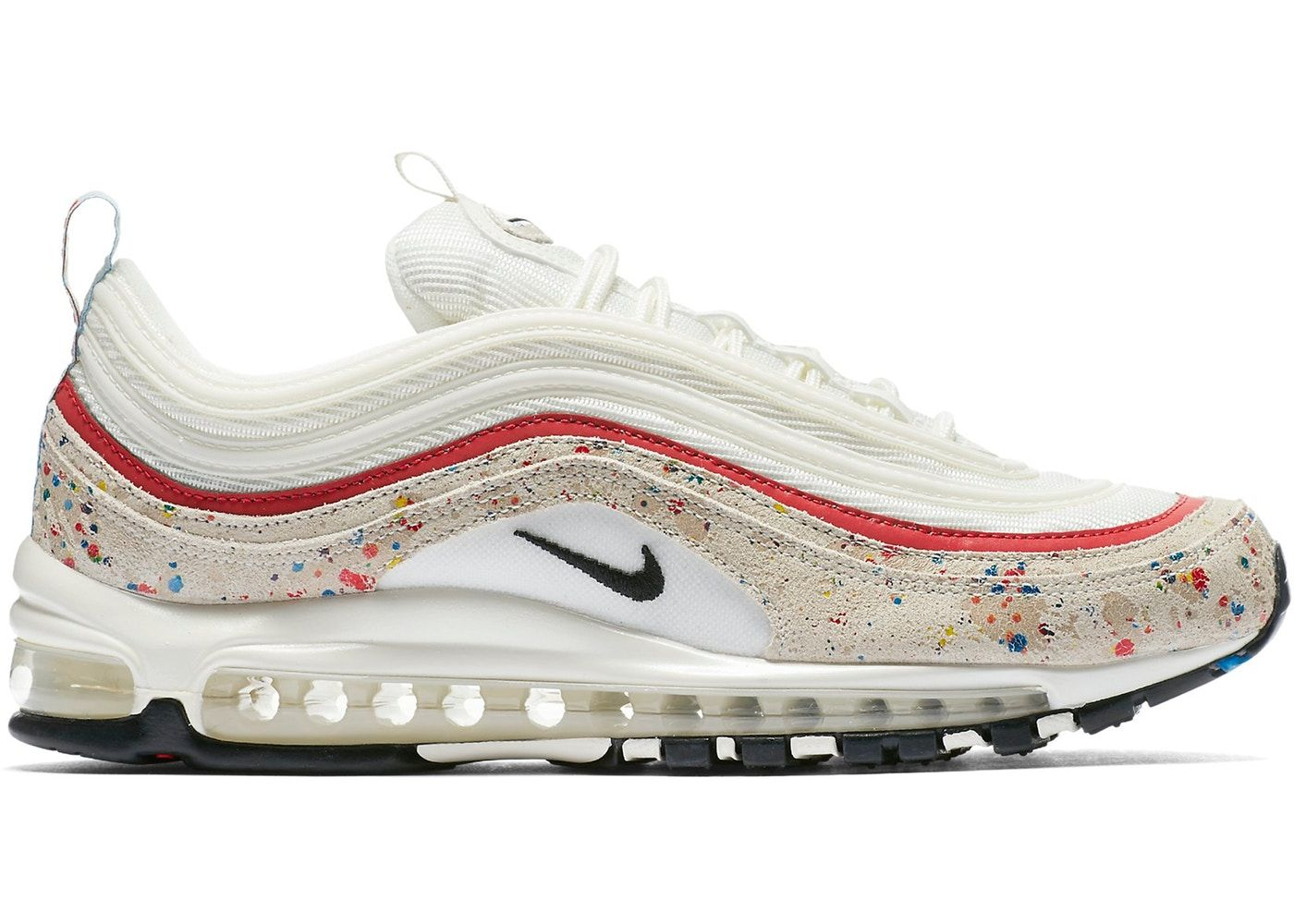 b525f9a5 Nike 97 Paint Splatter in 2019 | Shoes | Air max, Air max 97 ...