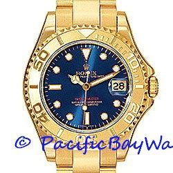 Rolex Yachtmaster Midsize 168628