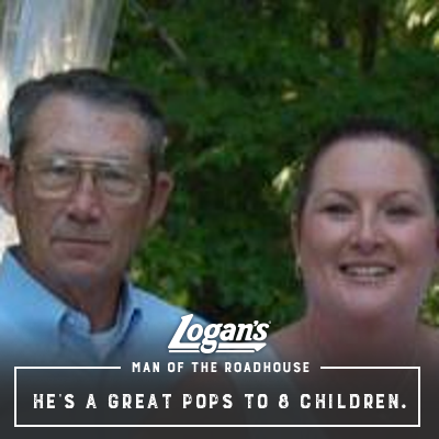 Enter the @LogansRoadhouse Father's Day Sweepstakes for a chance to win FREE STEAK FOR A YEAR! #RoadhouseDad http://logans.cc/freesteak