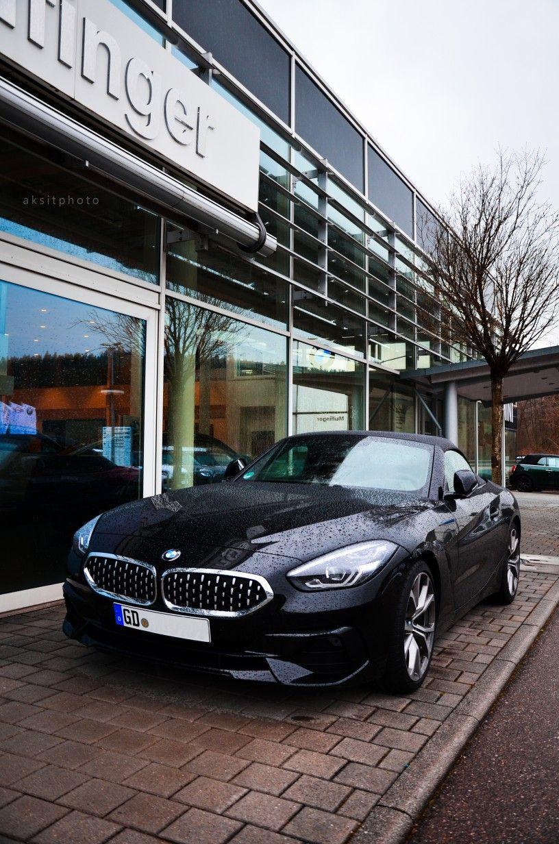 Design Bmw Z4 2019 Black Car Carporn Auto Mulfinger Bmw