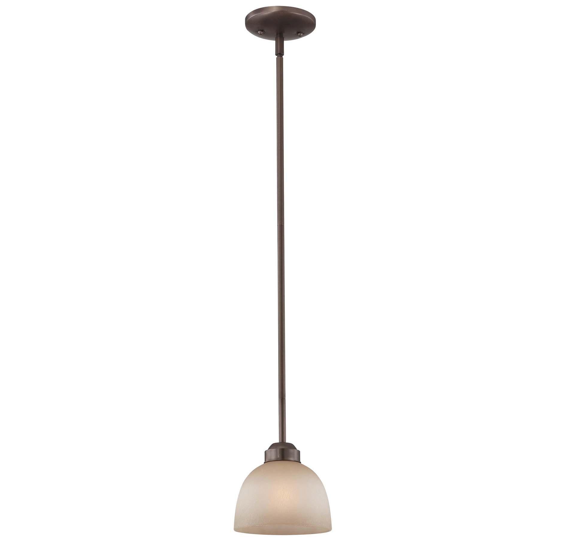 Minka Lavery 1421-281 Paradox Mini Pendant in Bronze in Ceiling Lights, Pendants, Mini Pendants: LeeLighting.com