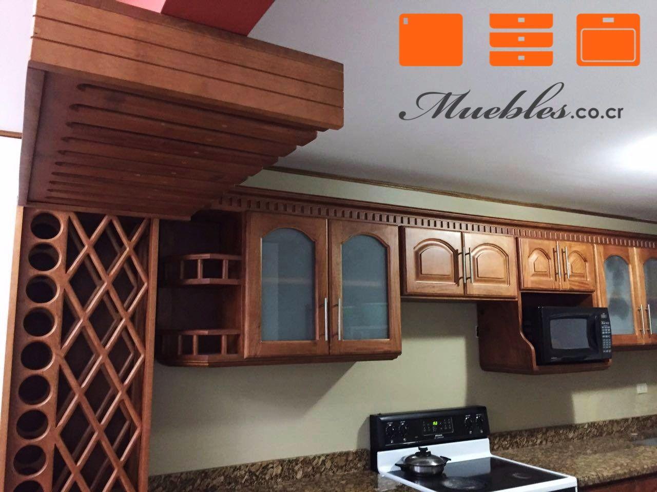 Mueble De Cocina Completo Con Vinera Vineras Pinterest  # Muebles Epoca Salamanca