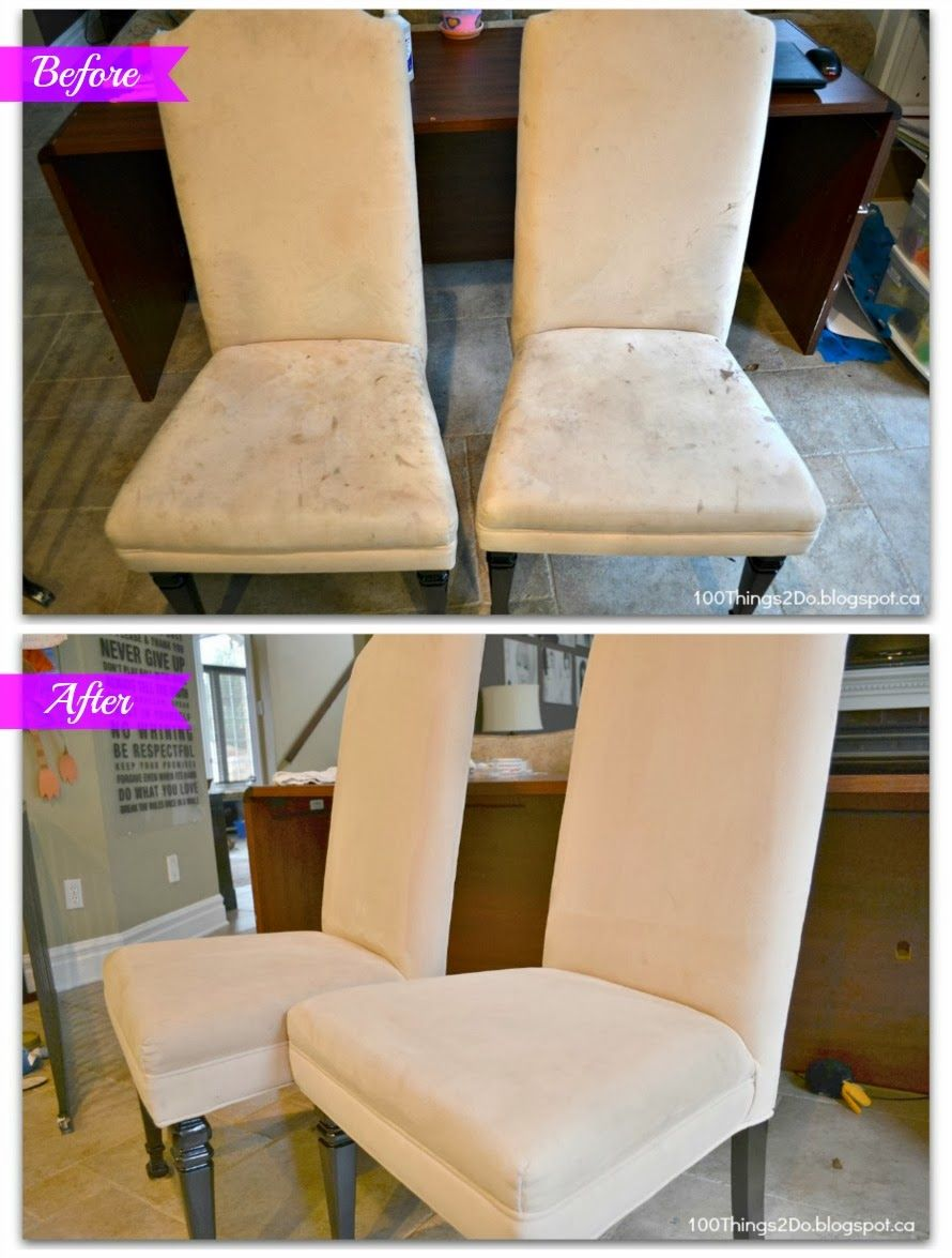 Cleaning Microsuede Upholstered Furniture
