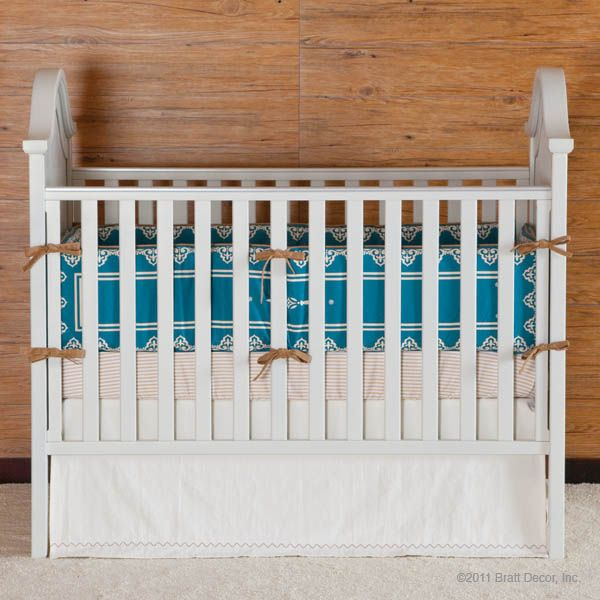 See Jessica Simpson's Bratt Decor Park Avenue Crib! $712 Cribs of the Rich and Famous @BabyCenter