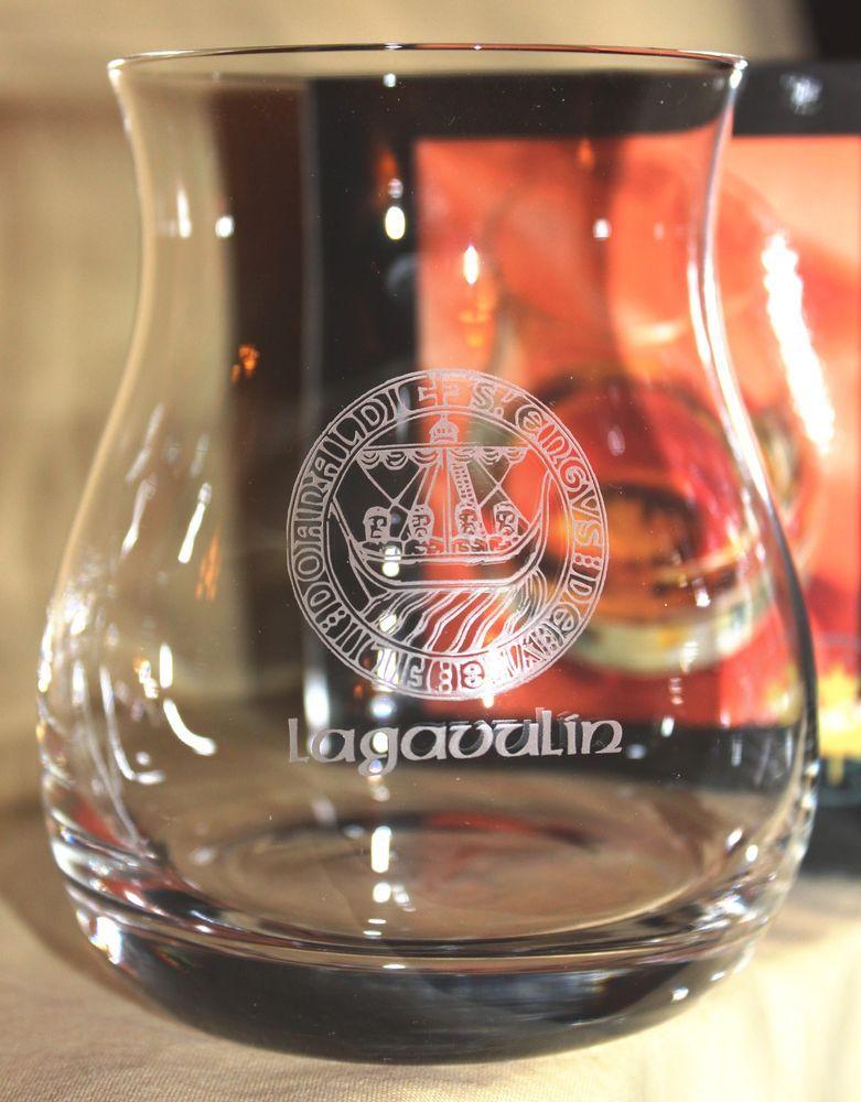 Lagavulin Islay Crest Official Glencairn Canadian Whisky Glass Whisky Glass Laphroaig Whisky Tasting