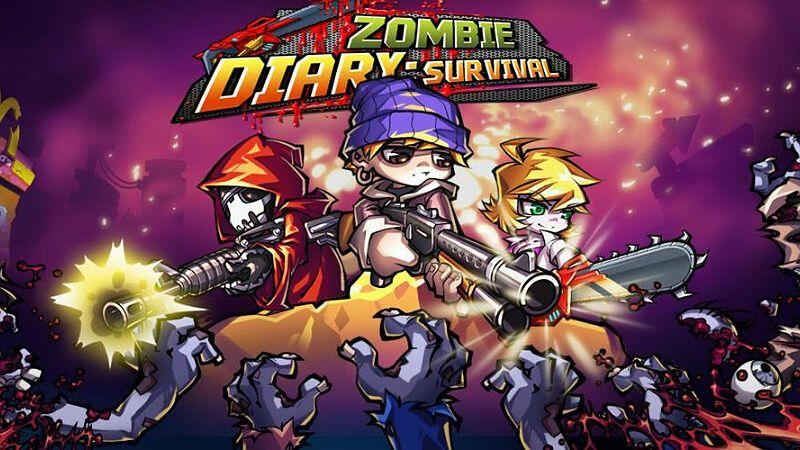 Zombie Diary Games Zombie Zombie Survival