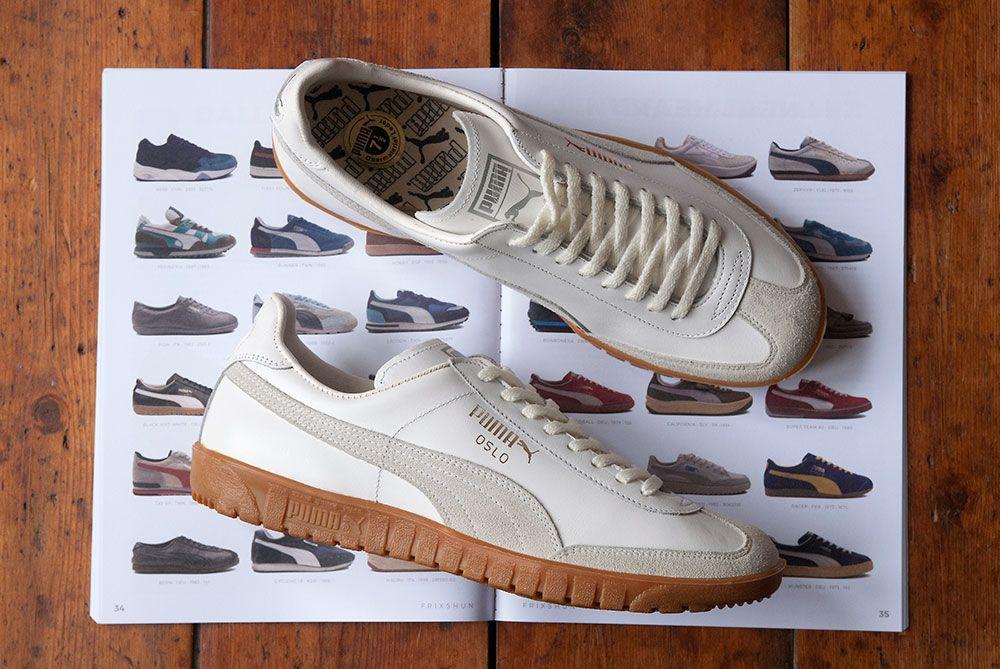 5d6abac272ebaf PUMA Oslo Made In West Germany Sapatos Esportivos Puma