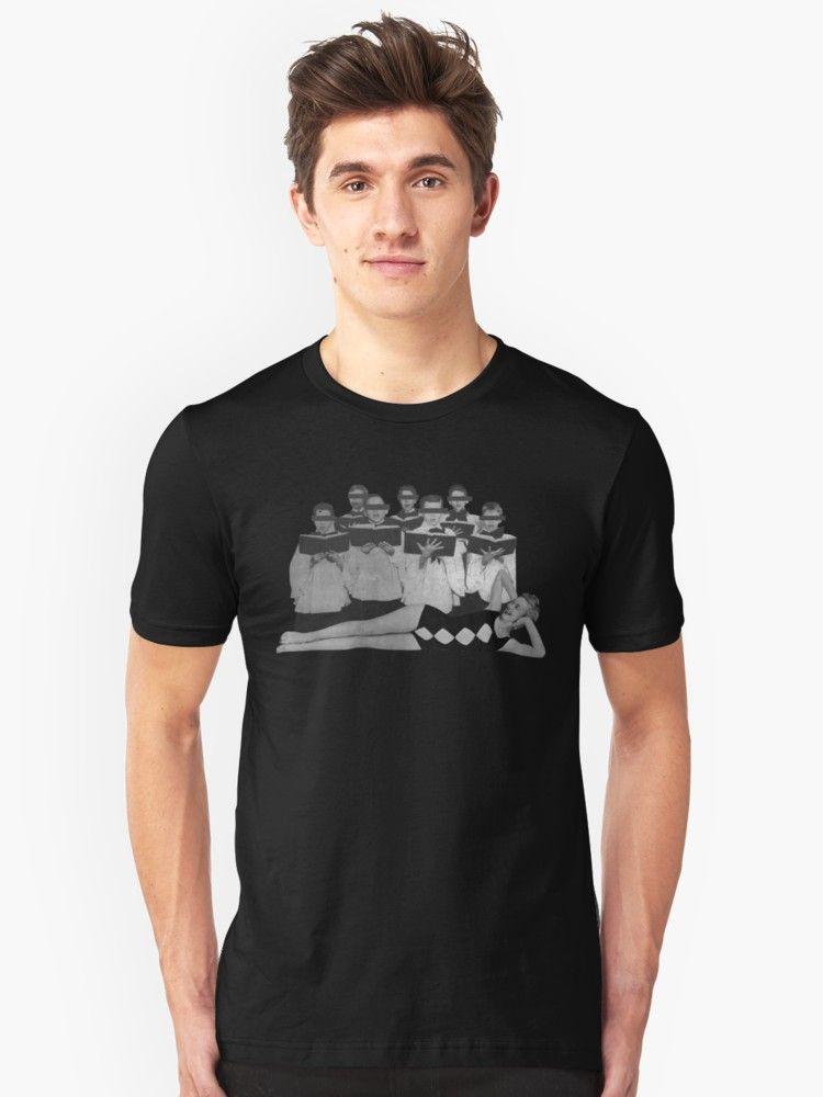 'Chorus' T-Shirt by lerson #nikolausgeschenkmann