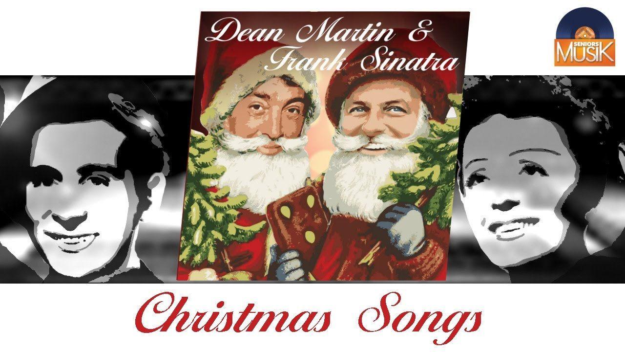 Frank Sinatra Christmas.Dean Martin Frank Sinatra Christmas Songs Full Album