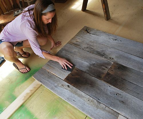 This Is Includes Great Ideas For How To Clean The Wood. Barn Wood  HeadboardReclaimed ...