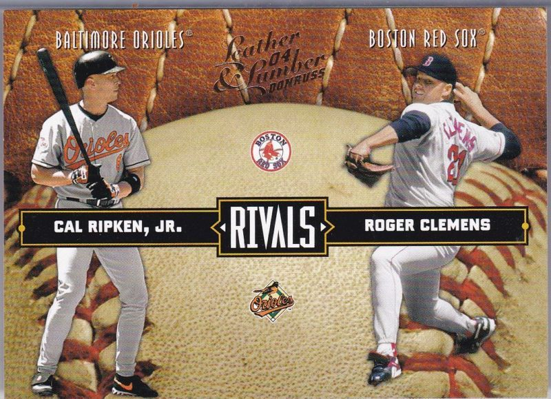 Park Art My WordPress Blog_Roger Clemens Baseball Card Donruss