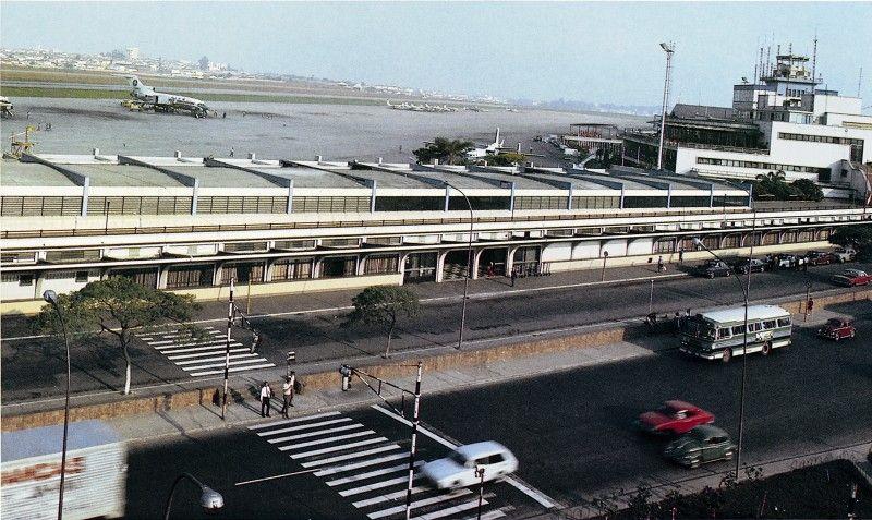 Aeroporto De Congonhas Surge Um Dos Maiores Aeroportos Do Pais