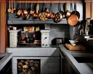 traditional kitchenken fulk in san francisco, california