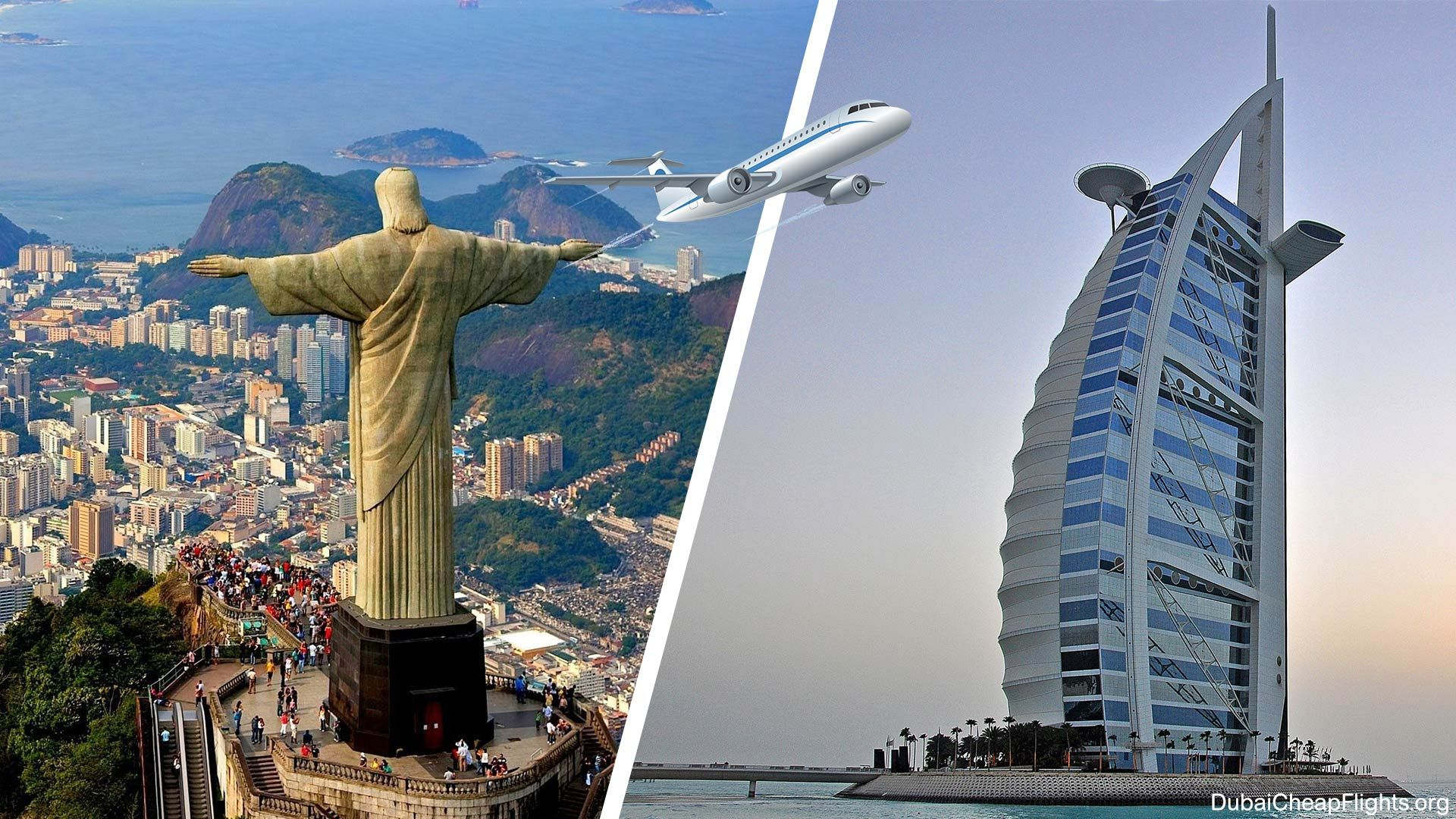 Find Cheap Flights from Rio De Janeiro to Dubai with great value prices on tickets and hotels.. Search and compare Cheap Flights from Rio De Janeiro to Dubai across multiple online travel airlines with one click. Book Your Next Trip Today.. Book Now!