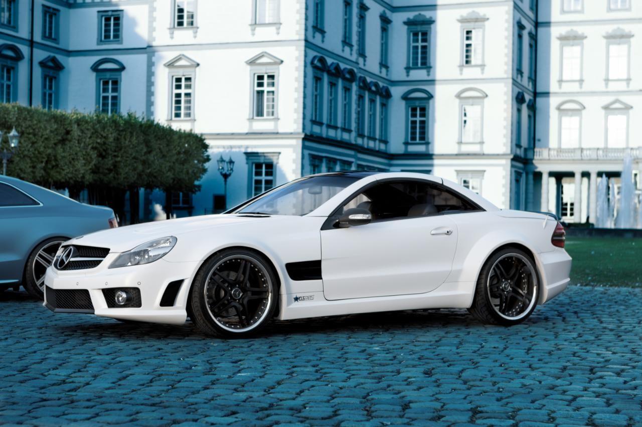 Mercedes Benz SL Sports Package UKspec R sl