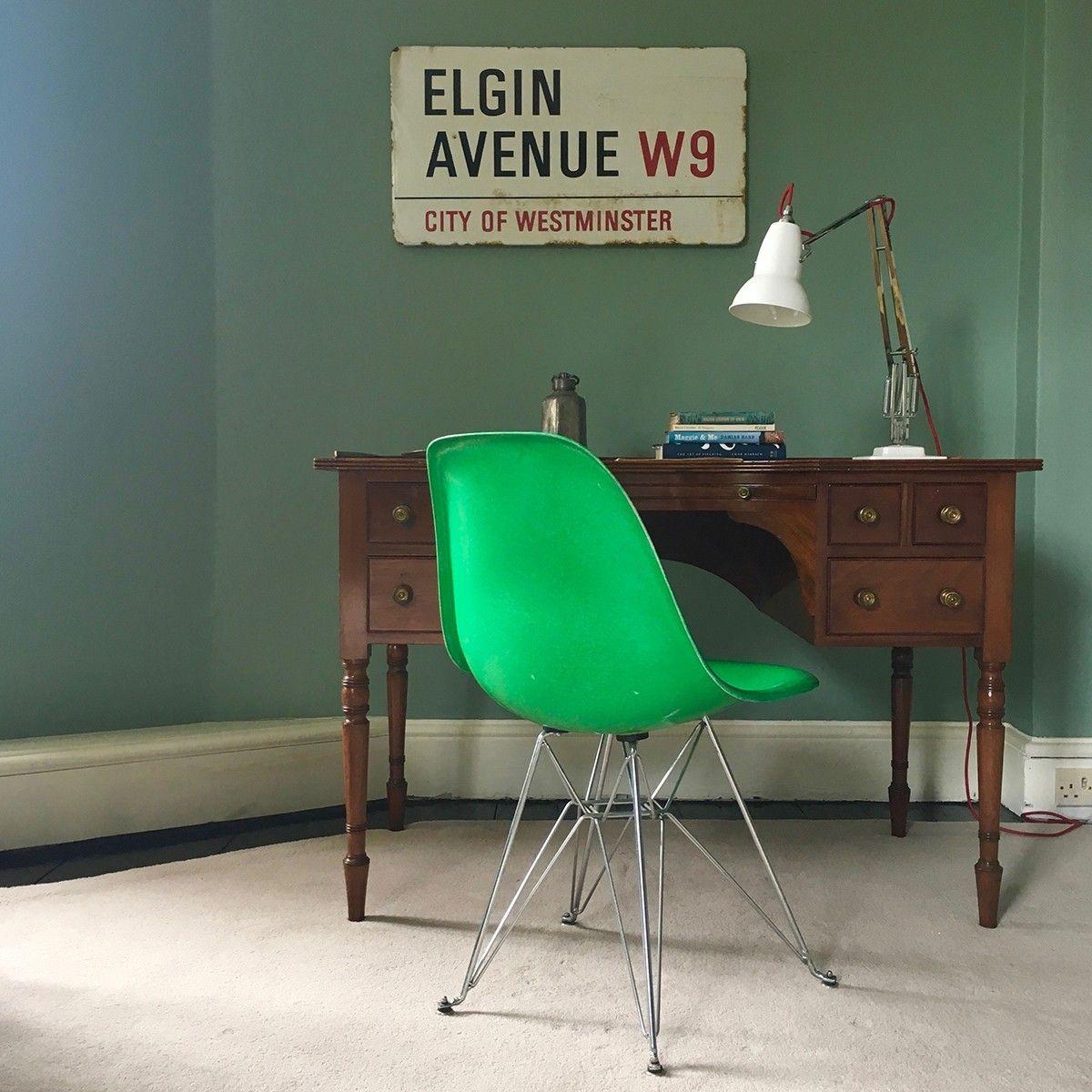 London Street Sign - Elgin Avenue W9 // [homeware, vintage, vintage ...