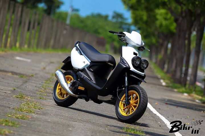 Bws 100 tuning bws 100 fever pinterest scooters for Yamaha bws 100 for sale